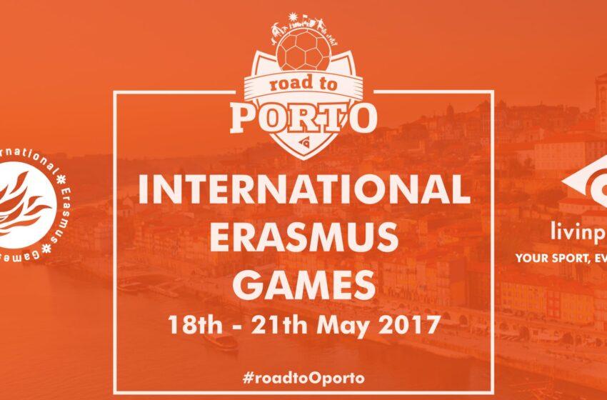 Lo IEG 2017 è alle porte: road to Oporto