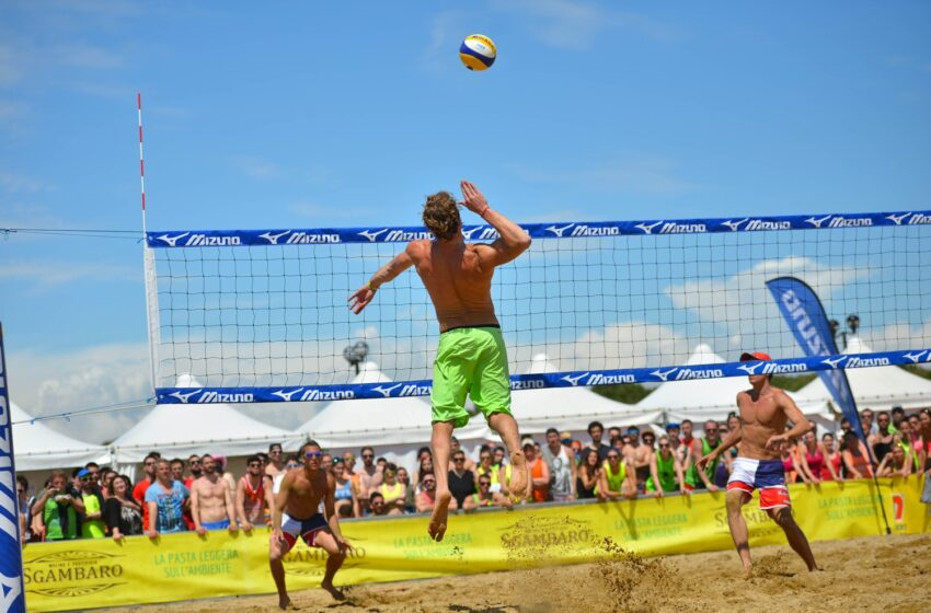 Mizuno Beach Volley Marathon – Edizione n°22