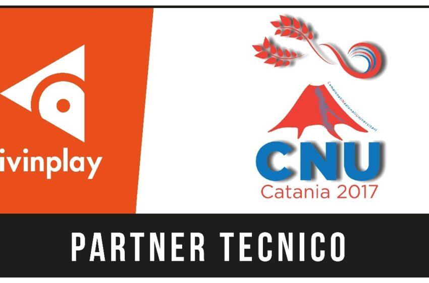 CNU2017: la partnership tra Cus Catania e Livinplay